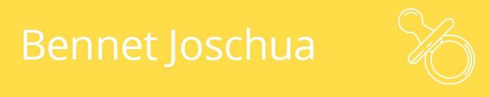 Bennet Joschua
