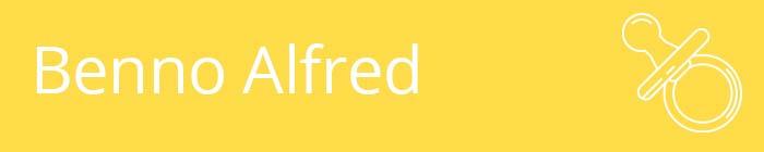 Benno Alfred