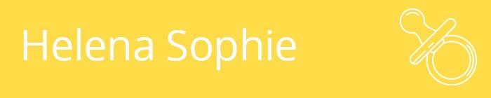 Helena Sophie