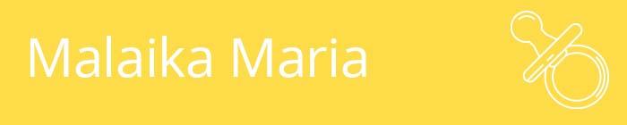 Malaika Maria