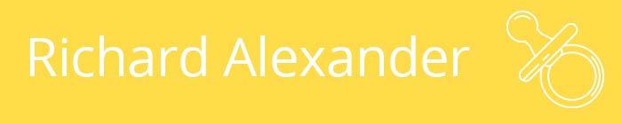 Richard Alexander