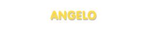 Der Vorname Angelo