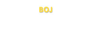 Der Vorname Boj