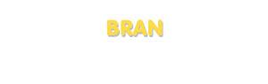 Der Vorname Bran