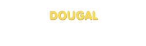 Der Vorname Dougal