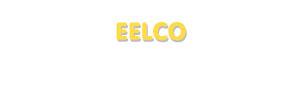 Der Vorname Eelco