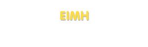 Der Vorname Eimh