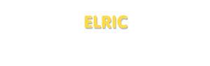 Der Vorname Elric