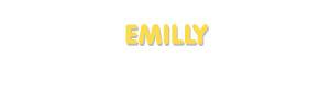 Der Vorname Emilly