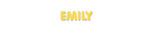 Der Vorname Emily