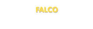 Der Vorname Falco