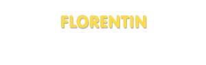 Der Vorname Florentin