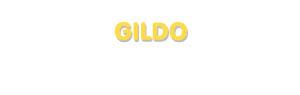 Der Vorname Gildo