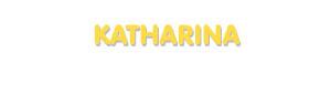 Der Vorname Katharina