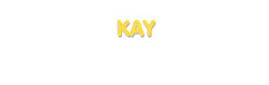 Der Vorname Kay