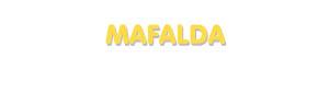 Der Vorname Mafalda