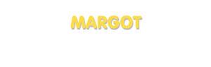 Der Vorname Margot