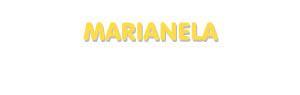 Der Vorname Marianela