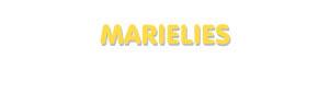 Der Vorname Marielies