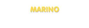 Der Vorname Marino