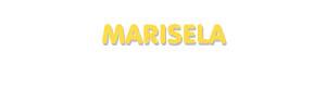 Der Vorname Marisela
