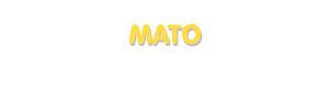 Der Vorname Mato