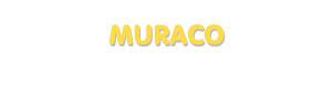 Der Vorname Muraco