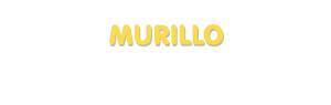 Der Vorname Murillo