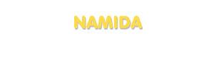 Der Vorname Namida