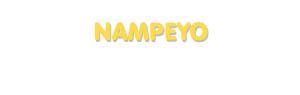 Der Vorname Nampeyo