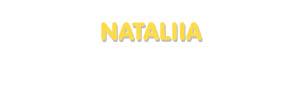 Der Vorname Nataliia