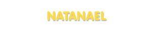 Der Vorname Natanael