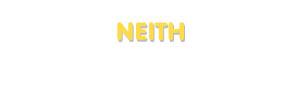 Der Vorname Neith
