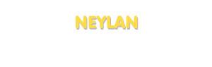Der Vorname Neylan