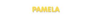 Der Vorname Pamela