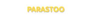 Der Vorname Parastoo