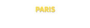 Der Vorname Paris