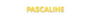 Der Vorname Pascaline