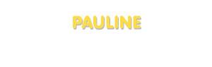 Der Vorname Pauline