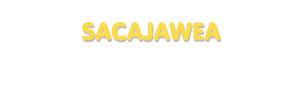 Der Vorname Sacajawea