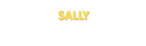 Der Vorname Sally