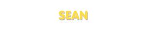 Der Vorname Sean