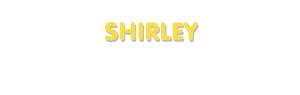 Der Vorname Shirley
