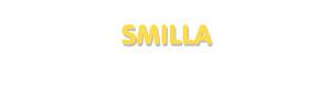 Der Vorname Smilla