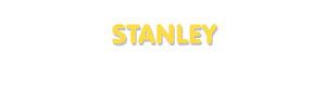 Der Vorname Stanley