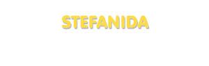 Der Vorname Stefanida
