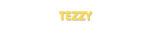 Der Vorname Tezzy