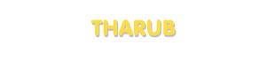 Der Vorname Tharub