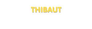 Der Vorname Thibaut