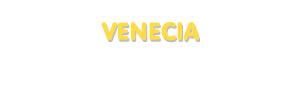 Der Vorname Venecia